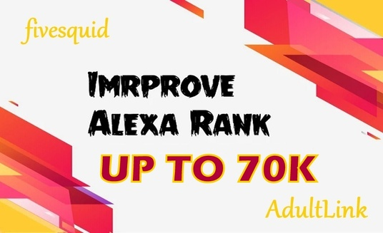 I will provide traffic to increase Alexa ranking up to 70k