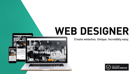 design and develop your website in a short time