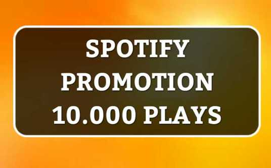 I will  Provide 10000+  Spotify Real Streams