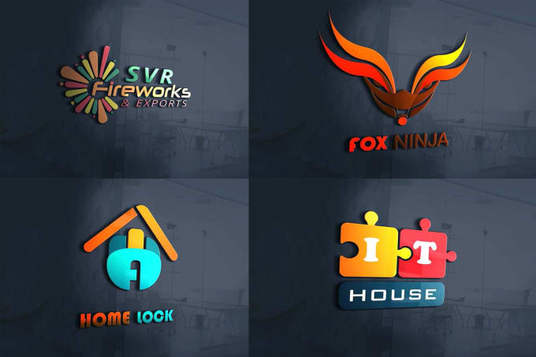 I will design a creative logo for your bussiness