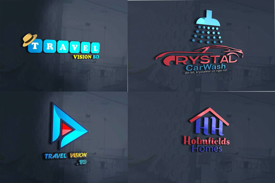 design a creative logo for your bussiness