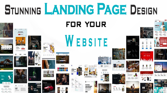 I will Create Amazing and Responsive WordPress Landing Page