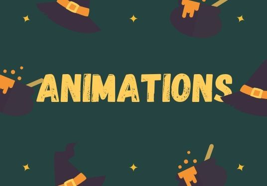 I will create an animated video for you