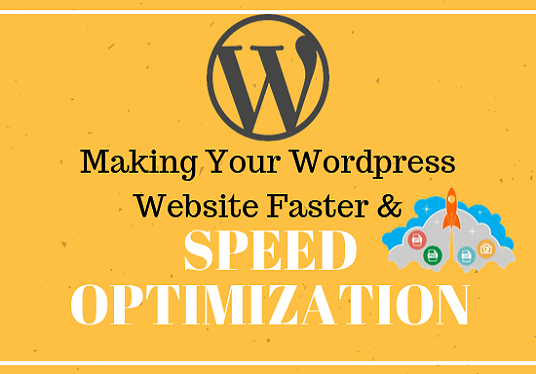 I will improve your wordpress website speed with gtmetrix, pagespeed insights, pingdom
