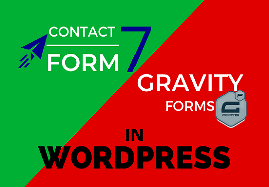 I will fix or create contact form 7, gravity forms and mailchimp email template for WordPress web
