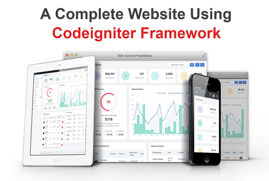 I will fix and develop any website in codeigniter or core php with mysql
