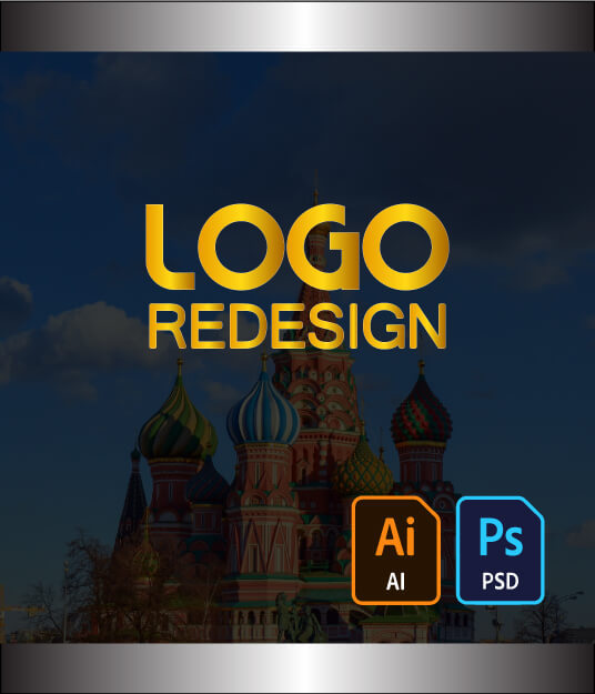 I will Redesign Logo