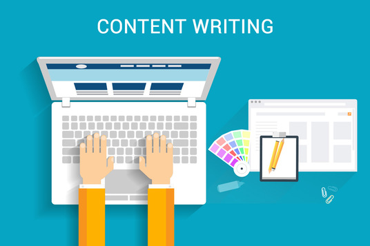 I will write website content and blog posts