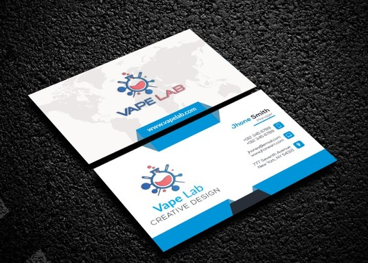I will Do Business cards Design