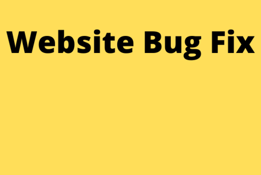 I will fix Html, CSS and WordPress issues in your website