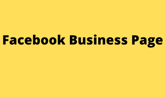 I will create an attractive facebook business page