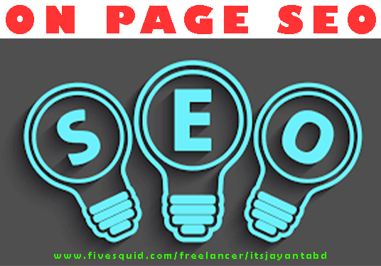 I will complete on-page SEO for Wordpress website