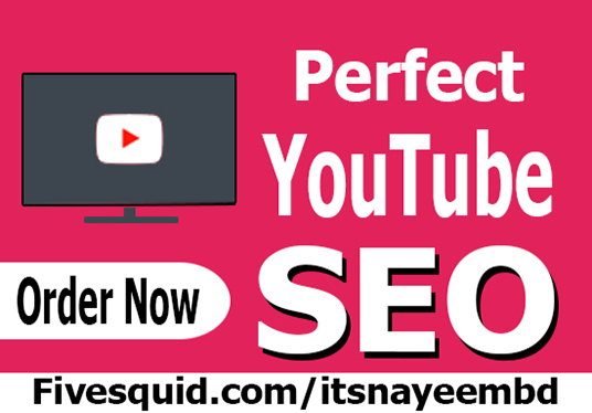 do best YouTube SEO for your video ranking