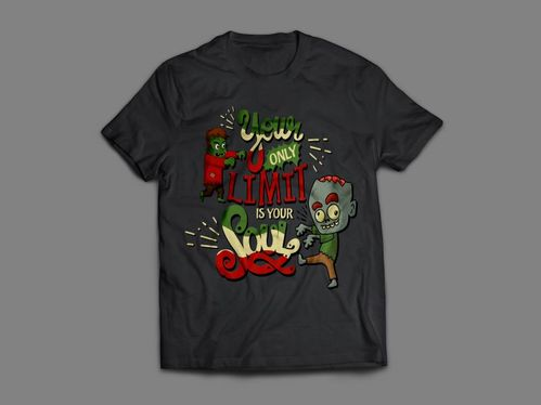 Do Creative T-Shirt Design Within 24 Hours