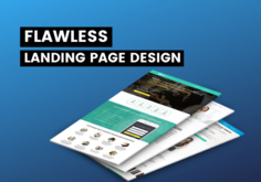 I will design professional landing page using WordPress