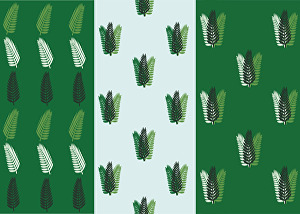 I will Design 2 Seamless Print Patterns For You