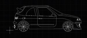 I will make editable 2D Drawings using AutoCAD