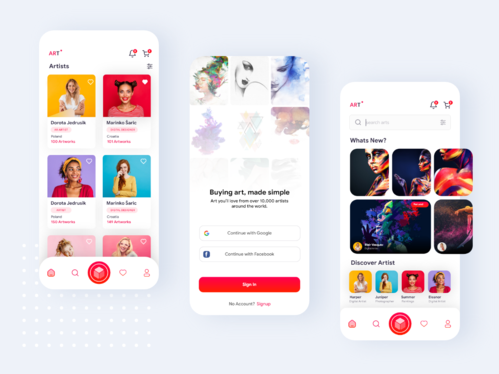 design UI or UX  For Your Mobile App And Website