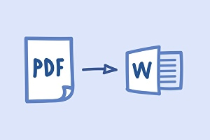 I will Convert PDF, Scanned Files To Text