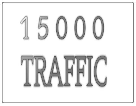 drive 15000 Human quality visits, traffic from Europe - European visits for any Link