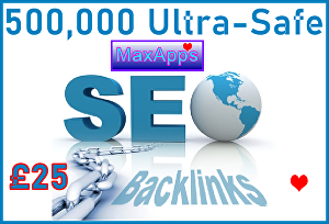 I will Submit 500,000 DoFollow-NoFollow, Tiered Types SEO Ultra-Safe GSA Backlinks