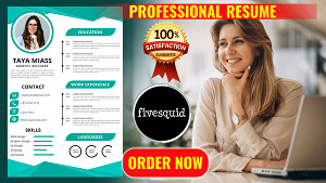 I will  Provide executive resume writing service