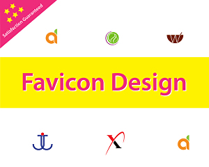 I will do favicon design and ICO file