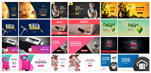 I will Design awesome Instagram banner