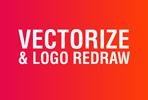 I will  convert any file to vector ai, psd,high quality