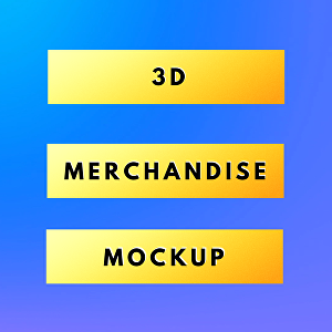 I will create product mockups of your designs