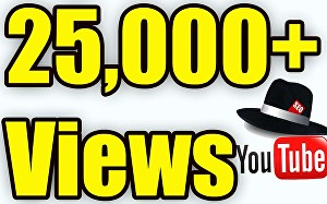 I will Provide you 25,000+ YouTube Views