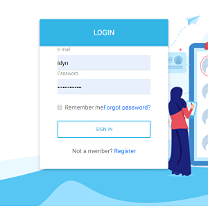I will make login or registration page with PHP Native Or Framework Codeigniter