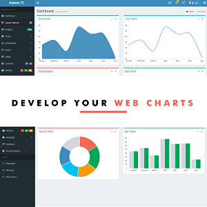 I will Create PHP Charts with PHP Native Or Codeigniter