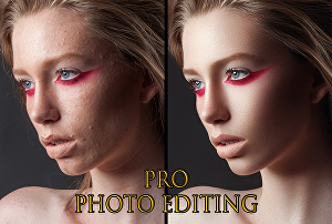 I will Do High-End Photo Retouching  for 1 Image