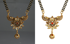 I will do high end jewelry image retouch and background removal