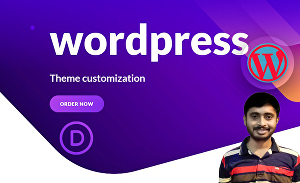 I will build wix, squarespace, shopify, wordpress website using any CMS theme