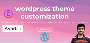 I will build your website using any WordPress theme like avada divi bretheon, the7