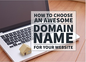 I will research a perfect domain name for you