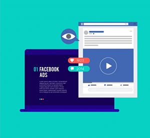 I will deliver 3000 Facebook Video views - ads method