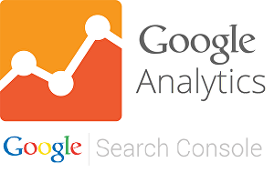 I will set up google analytics and search console