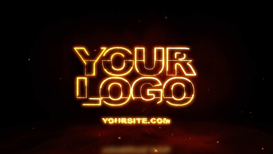 make 10 amazing intro video for your logo