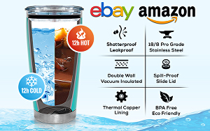 I will make amazon product listing infographic