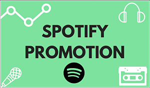 I will Do Organic Spotify Promotion