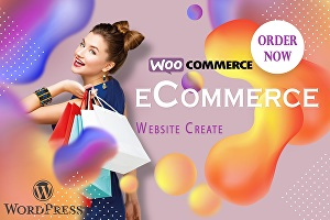 I will build a professional eCommerce website with WooCommerce