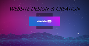 I will Create and Design WordPress website by using Elementor Pro