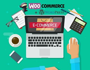 I will create an eCommerce website with woocommerce