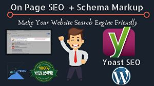 I will do complete wordpress onpage seo optimization