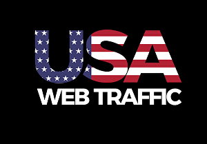 I will send USA targeted web traffic