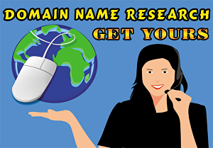 I will find 6 best seo friendly domain names that fits you or your business website
