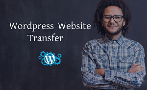 I will transfer, move, clone or do the migration of WordPress web